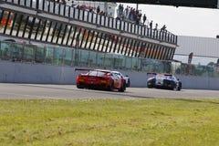 Blancpain GT sportklubba Royaltyfri Foto