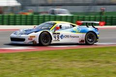 Blancpain GT sportklubba Royaltyfria Bilder