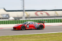 Blancpain GT sportklubba Royaltyfri Fotografi