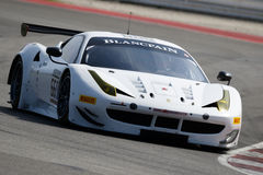 Blancpain GT Sports Club Stock Photography