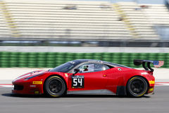 Blancpain GT Sports Club Stock Image