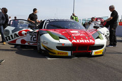 Blancpain GT Sports Club Royalty Free Stock Images