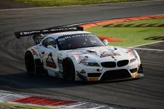 Blancpain serie 2015 BMW Z4 przy Monza Obraz Stock