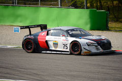 Blancpain Series 2015 Audi R8 LMS Ultra at Monza Royalty Free Stock Photos