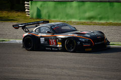 Blancpain Series 2015  BMW Z4 GT3 at Monza Stock Photography