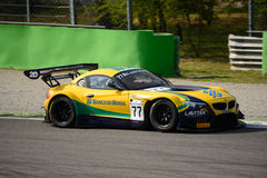 Blancpain Series 2015 BMW Z4 GT3 at Monza Stock Image