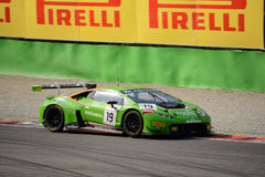 Blancpain Series 2015 Lamborghini Huracan GT3 at Monza Stock Photography
