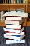 blandad bok Arkivbild
