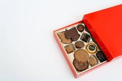 blandad choklad Fotografering för Bildbyråer