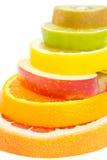blandad citrusfrukt Royaltyfri Foto