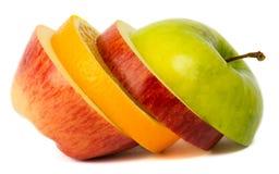 blandad frukt royaltyfri bild