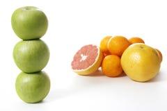 blandad frukt Arkivbild