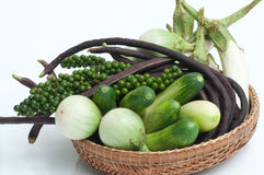 Blandad grönsak Arkivbilder