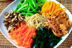 Blandad grönsak Royaltyfri Foto