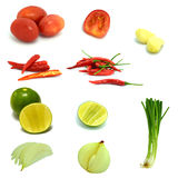 Blandad grönsak Royaltyfri Bild
