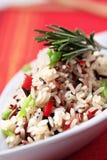 blandad rice arkivbilder