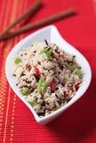 blandad rice Royaltyfria Bilder
