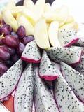Blandad thai frukt Royaltyfri Foto
