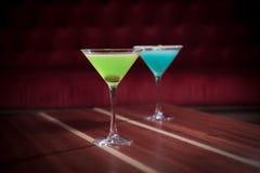 BLANDADE DRINKAR Royaltyfri Fotografi