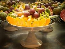 blandade frukter Arkivfoto