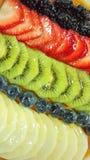 blandade frukter Royaltyfria Foton
