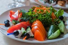 Blandade grönsaker Arkivfoton