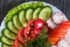 Blandade grönsaker. Arkivbild