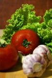 blandade nya grönsaker arkivbild