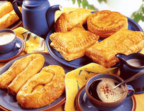 blandade pies Royaltyfria Foton