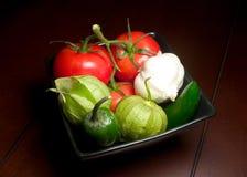 blandade veggies Royaltyfri Fotografi