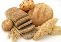 blandat bröd Royaltyfri Bild