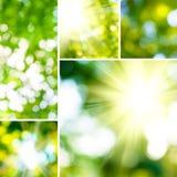 Blandning av abstrakta bilder Royaltyfria Foton