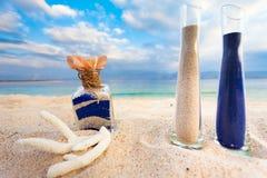 Blandning av sander är en ny familj Fotografering för Bildbyråer