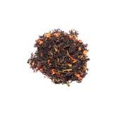 Blandning av svart te Royaltyfri Fotografi