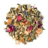 Blandning för te för ört 22351, smaksatta drömlika Tuscany Arkivfoton
