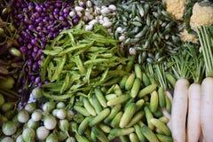 Blandninggrönsak Arkivbilder