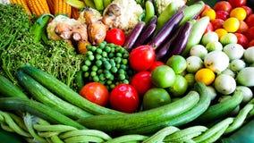 Blandninggrönsaken Fotografering för Bildbyråer
