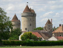 Blandy-les-Tours ( France ) Royalty Free Stock Photo