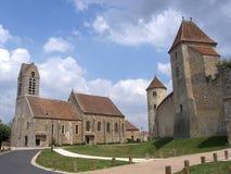Blandy-les-Tours, Seine-et-Marne ( France ) Stock Photography