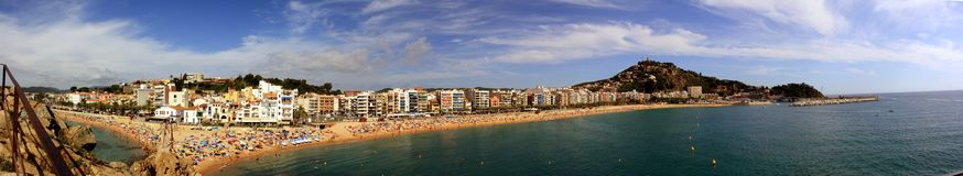 Blanes Royalty Free Stock Photos