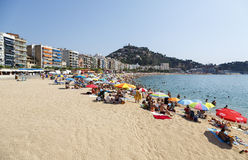 Blanes, Barcelona, Spain Stock Photography