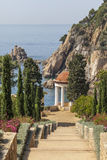 Blanes,Catalonia,Spain. Royalty Free Stock Images