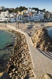 Blanes, costa Brava. Fotos de archivo libres de regalías