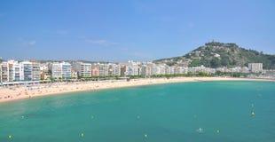 Blanes,Costa Brava,Catalonia,Spain Royalty Free Stock Photography