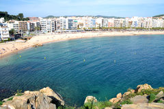 Blanes, Girona, Spain Royalty Free Stock Photo