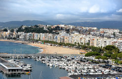 Blanes Stock Photography