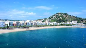 Blanes, Spain Royalty Free Stock Image