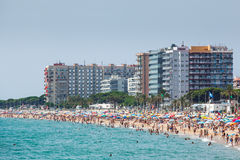 Blanes Royalty Free Stock Photography