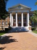 blaney college ' u szczytu izbie cedrowa Fotografia Stock