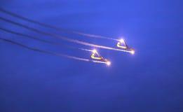 The Blanix Glider Team. Stock Photos